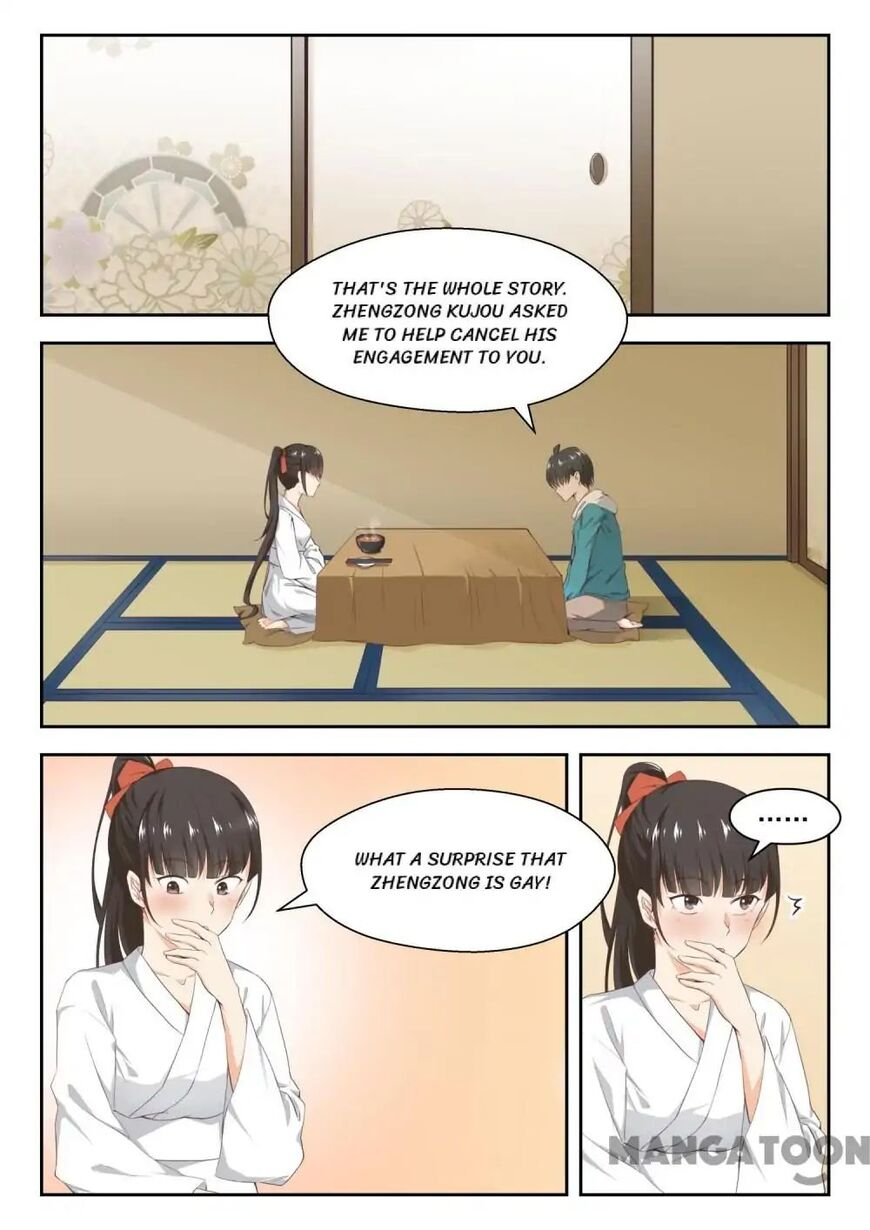The Boy in the All-Girls School 223 Page 1