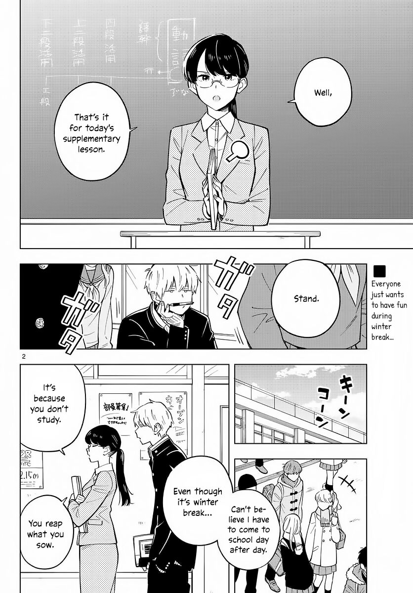 Sensei Can't Teach Me About Love 14 Page 2