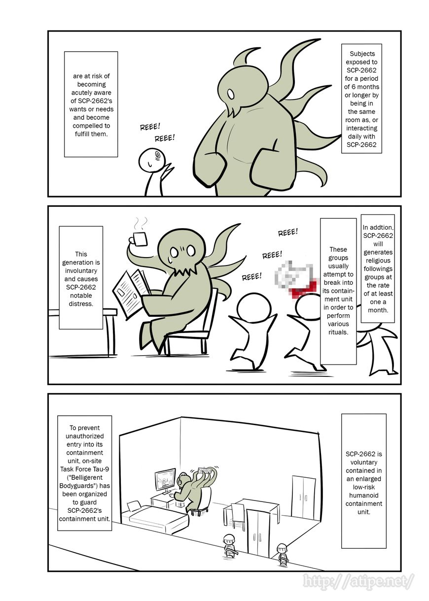 Oversimplified SCP 59 Page 2