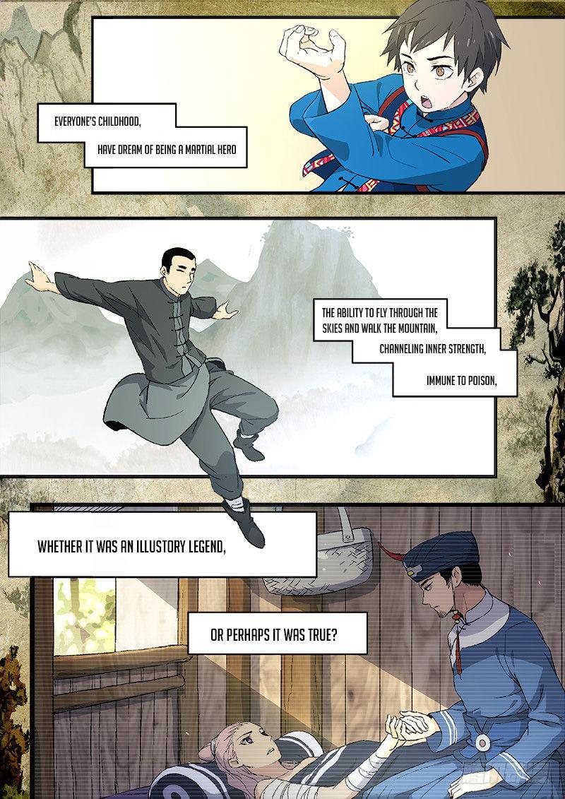 Martial Art Successor 1.1 Page 1