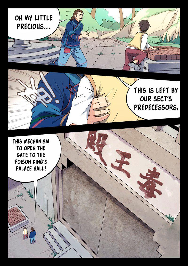 Martial Art Successor 4 Page 2