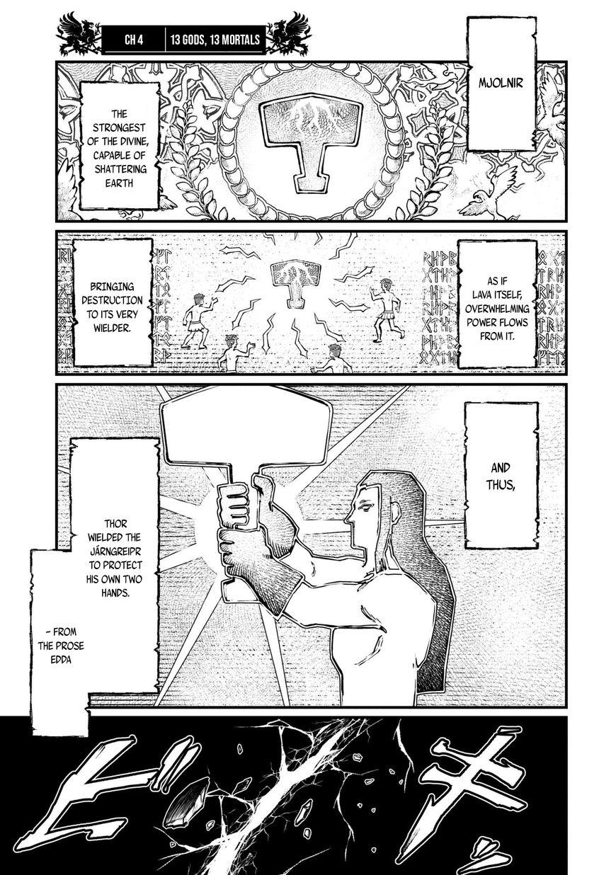 Shuumatsu no Walkure 4 Page 1