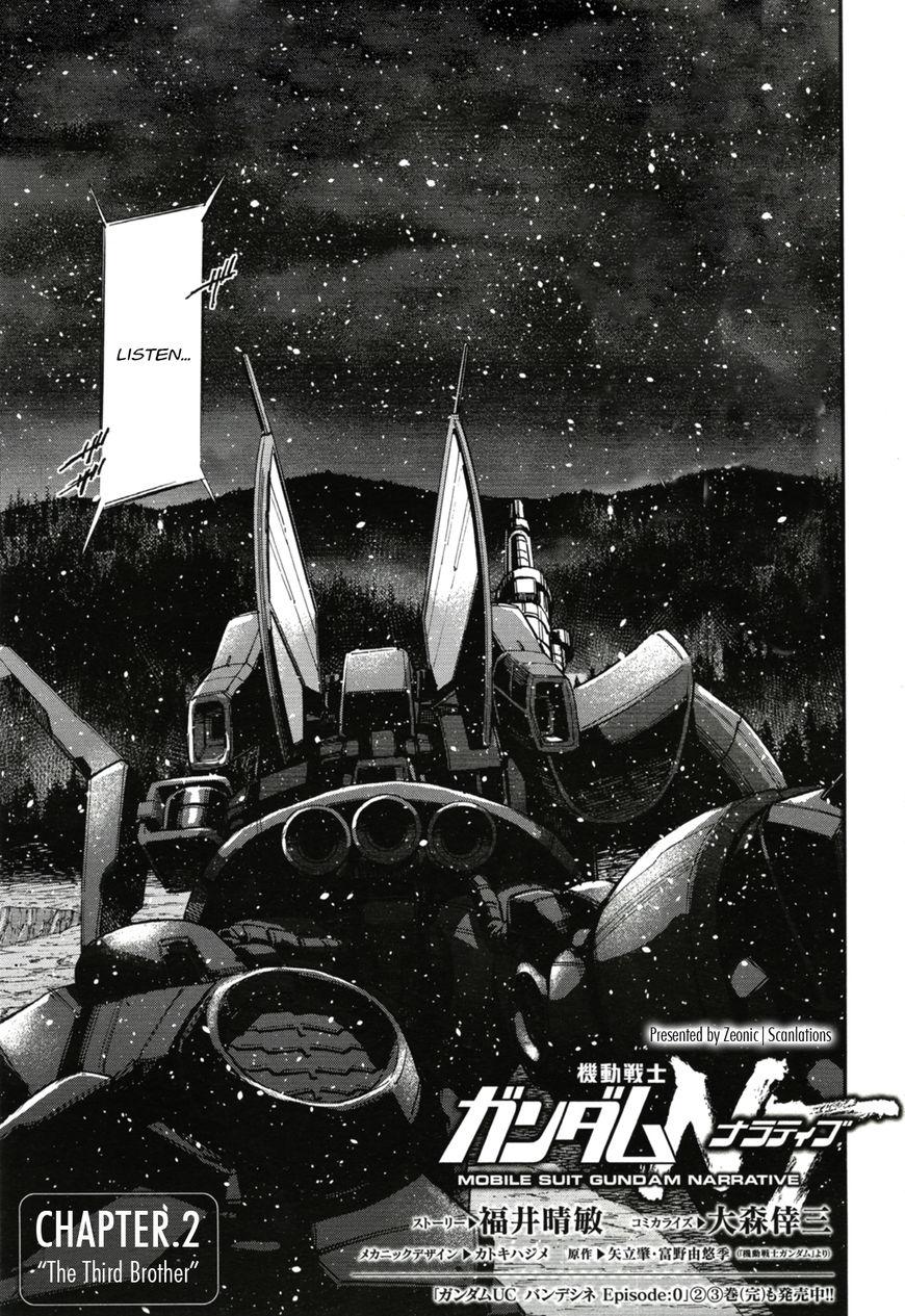 Kidou Senshi Gundam NT 2 Page 2