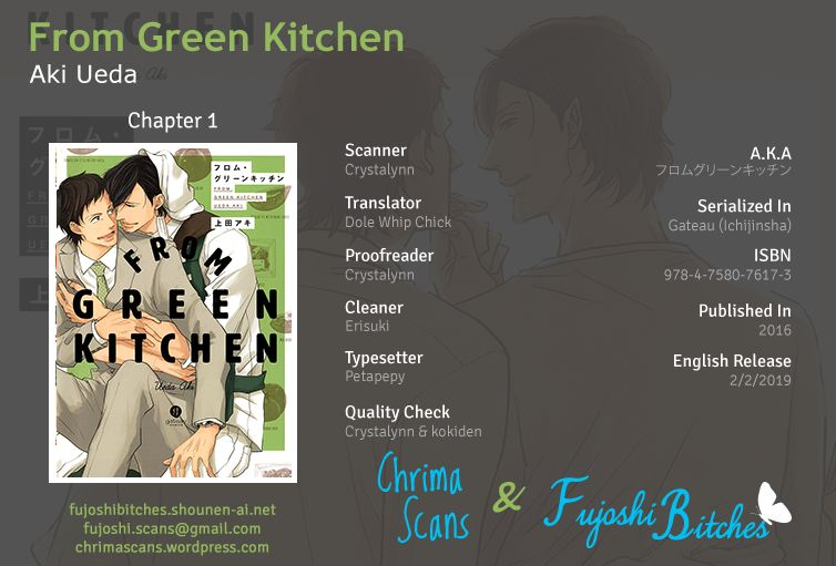 From Green Kitchen 1 Page 1