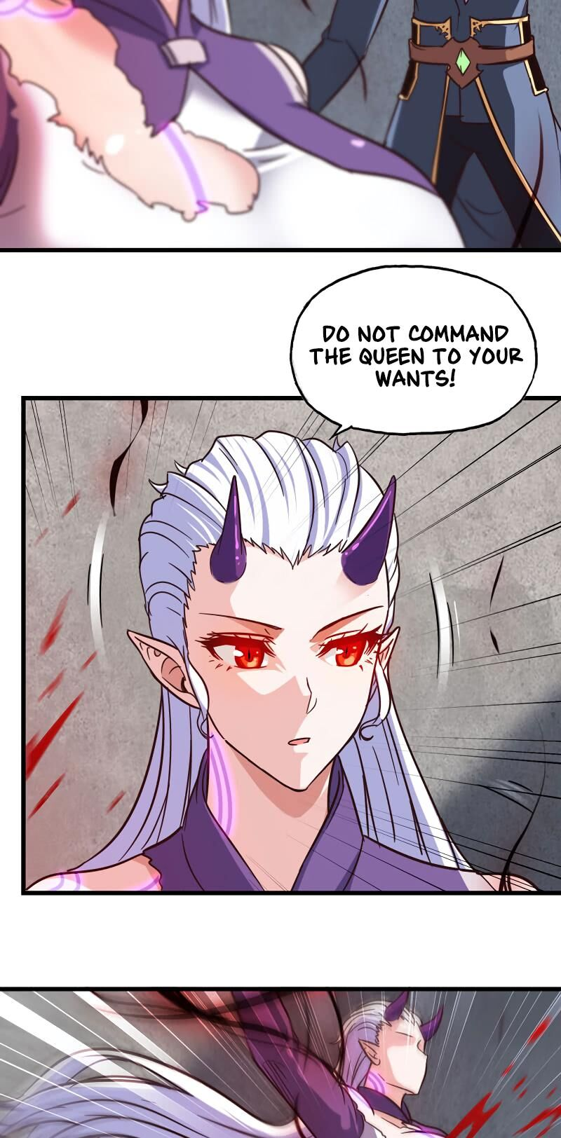 My Wife is a Demon Queen 133 Page 2