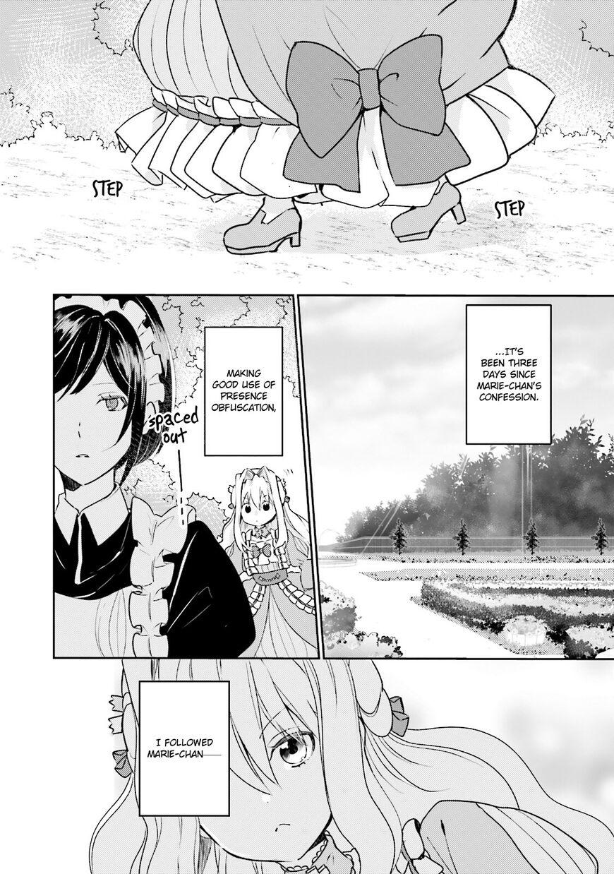 Akuyaku Reijou wa, Shoumin ni Totsugitai!! 4 Page 1