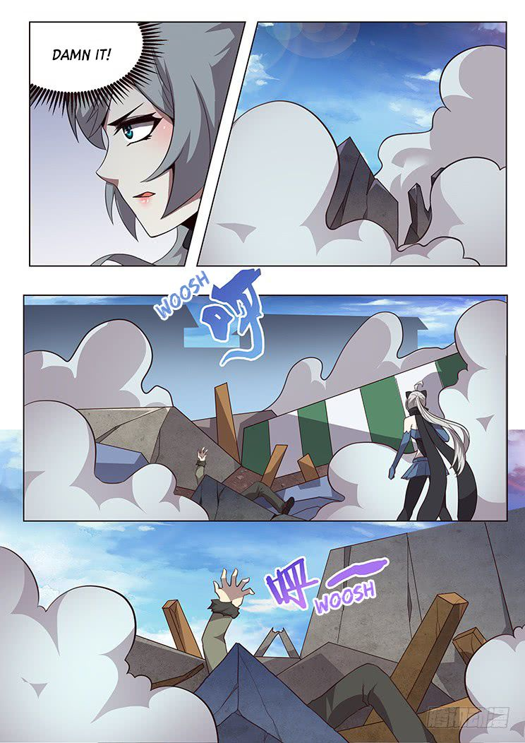 Girl and Science 28 Page 1