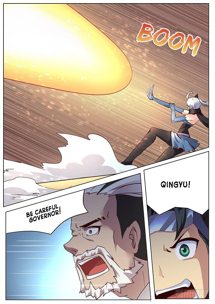 Girl and Science 30 Page 1
