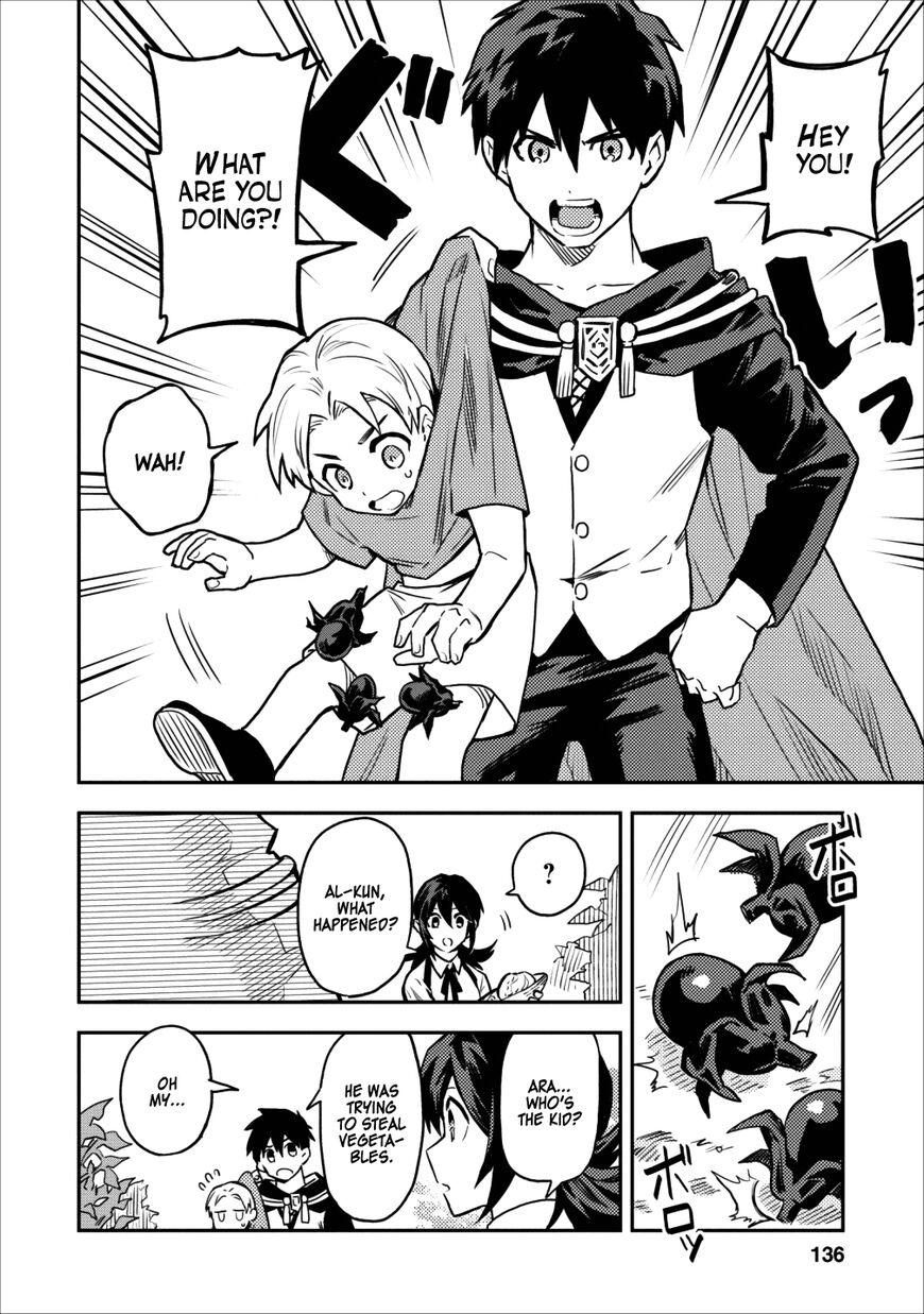 Noumin Kanren no Skill bakka Agetetara Naze ka Tsuyoku Natta. 10 Page 2
