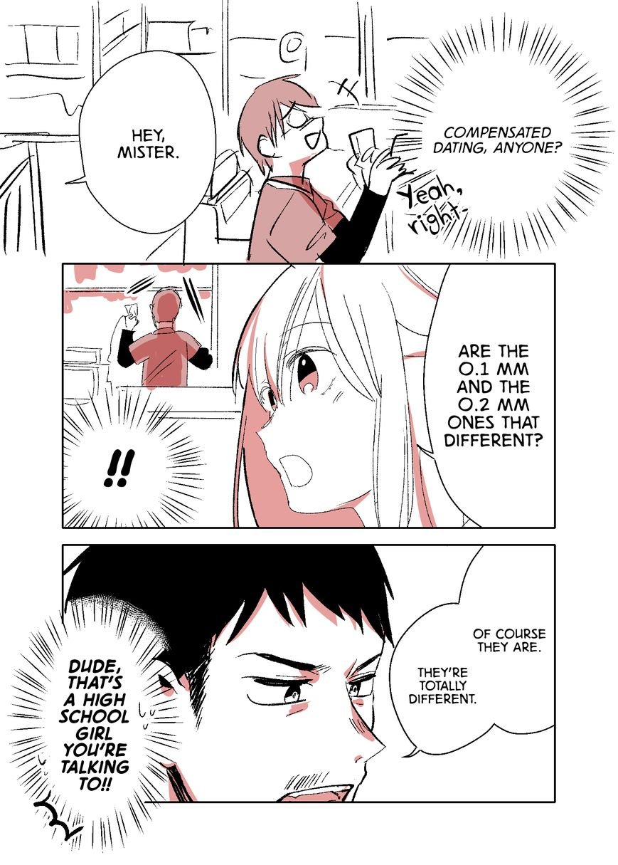 Oji-san ga Joshi sei ni Warui Koto wo Oshieru 3.5 Page 2