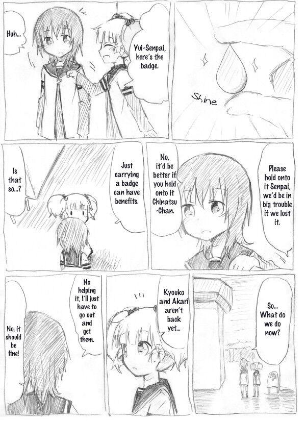 YuruYuri & Pokemon - Something about YuruYuri and Pokemon (Doujinshi) 15 Page 1