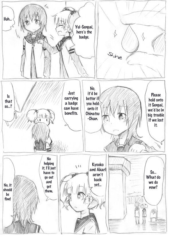 YuruYuri & Pokemon - Something about YuruYuri and Pokemon (Doujinshi) 15 Page 1