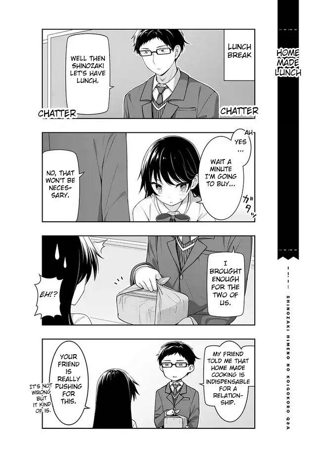Shinozaki Himeno's Love Q&A 4 Page 2