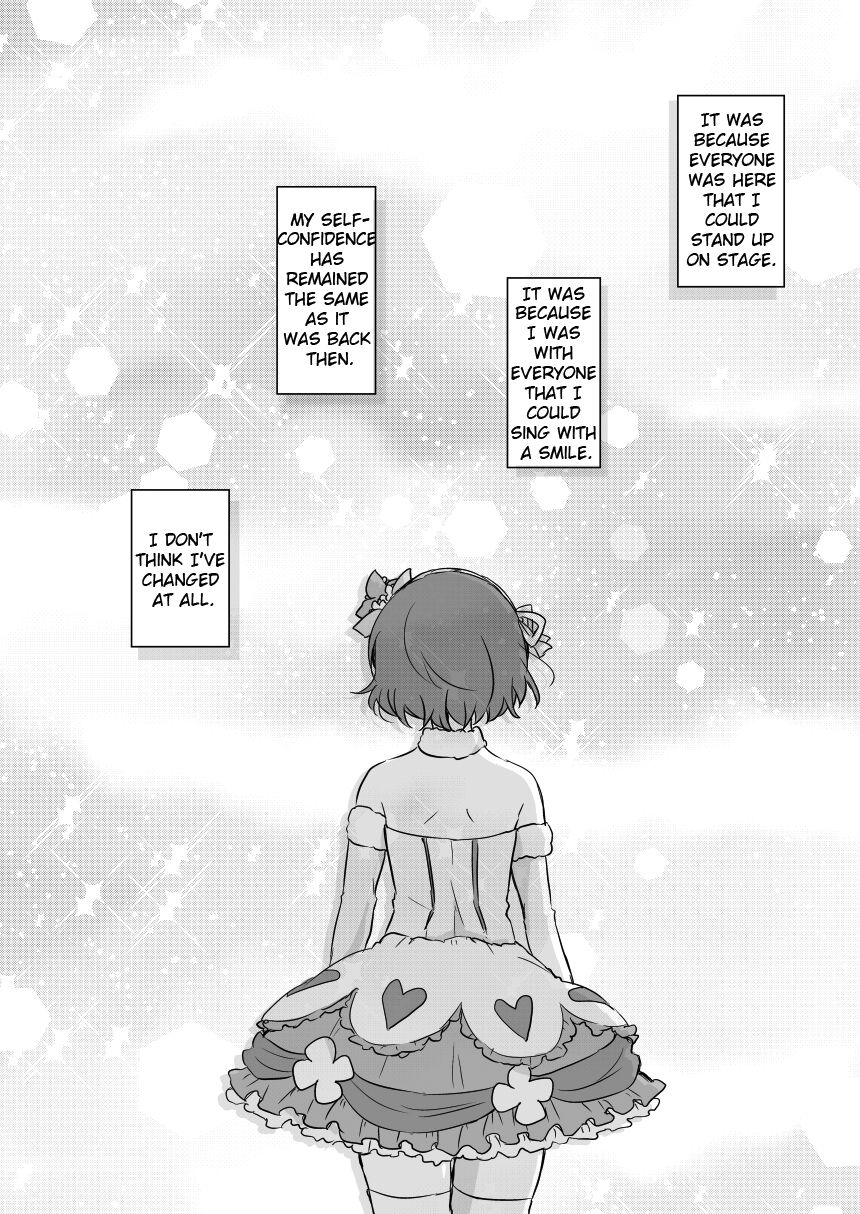 Love Live! - You may cry here. (Doujinshi) 1 Page 3