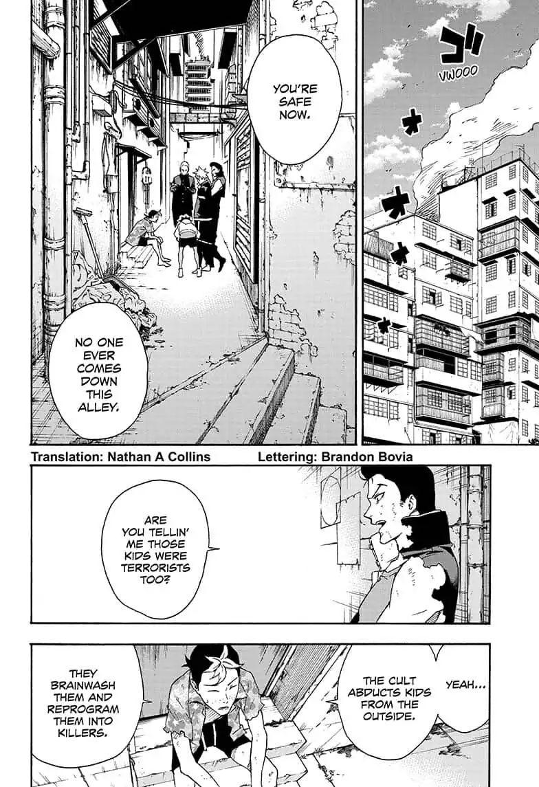 Tokyo Shinobi Squad 19 Page 2