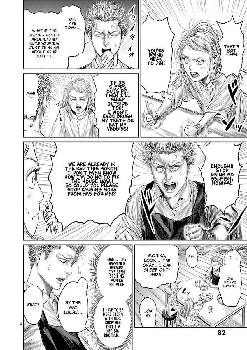 Jyaken San Wa Sugu Bureru 5 Page 4