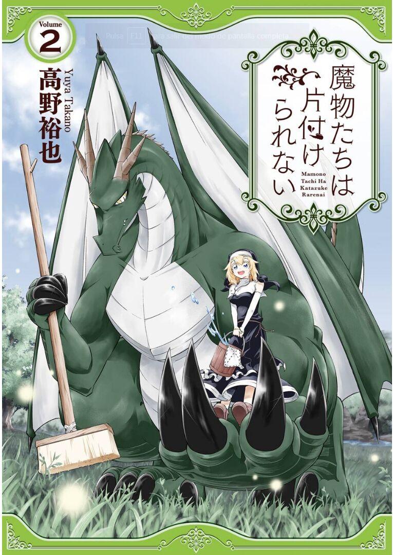 Mamono-tachi wa Katazukerarenai 7 Page 1