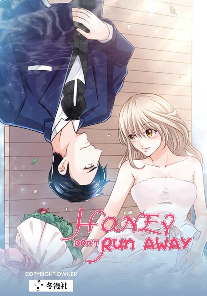 Honey, Don't Run Away 1 Page 1