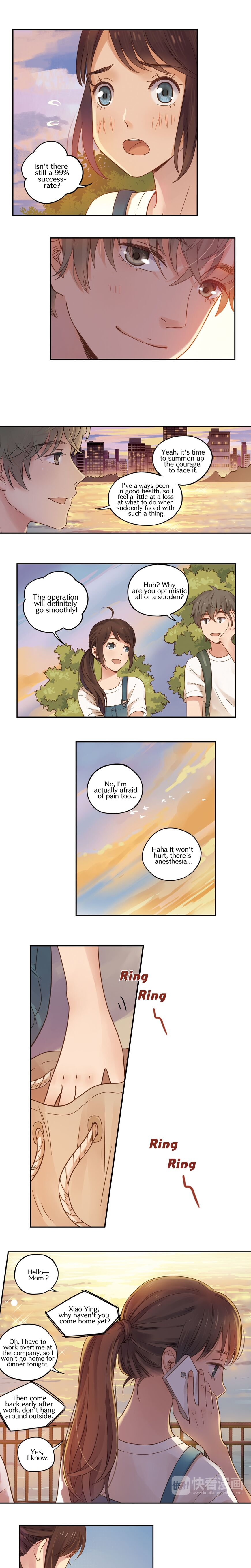 One Day(Huo Mo) 5 Page 1
