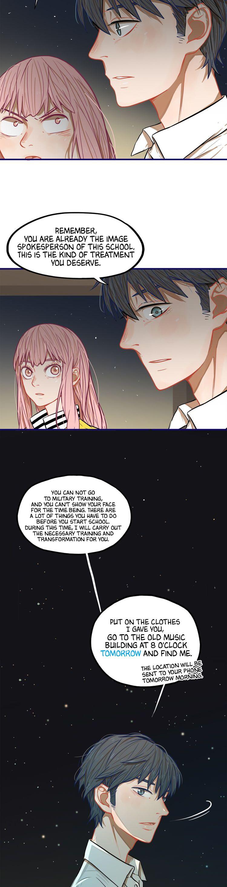 Senpai's Girly Heart 3 Page 2