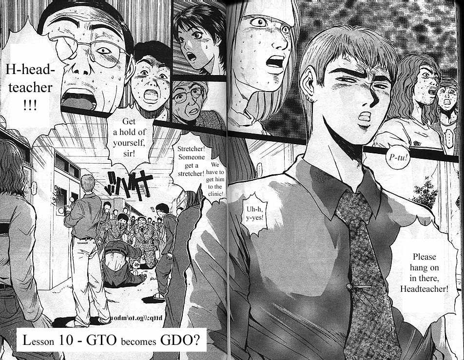 Great Teacher Onizuka 10 Page 2