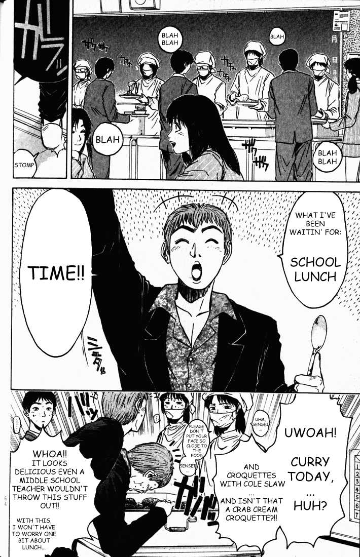 Great Teacher Onizuka 18 Page 2