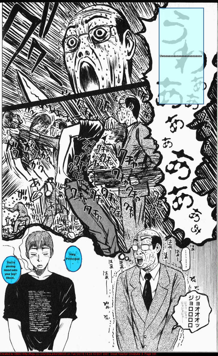 Great Teacher Onizuka 38 Page 1