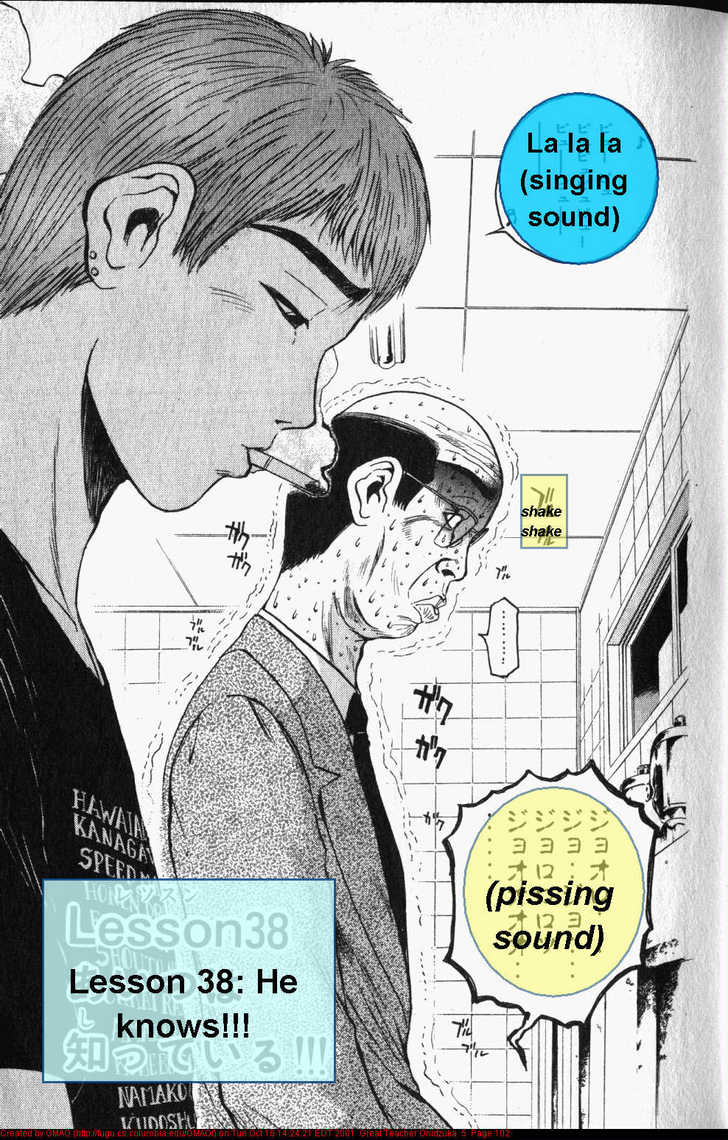 Great Teacher Onizuka 38 Page 2