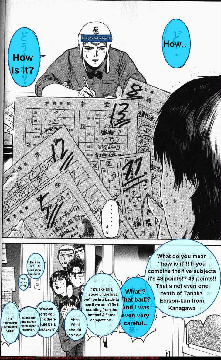 Great Teacher Onizuka 44 Page 1