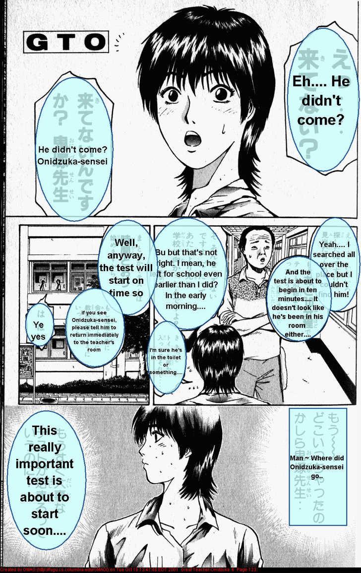 Great Teacher Onizuka 48 Page 1