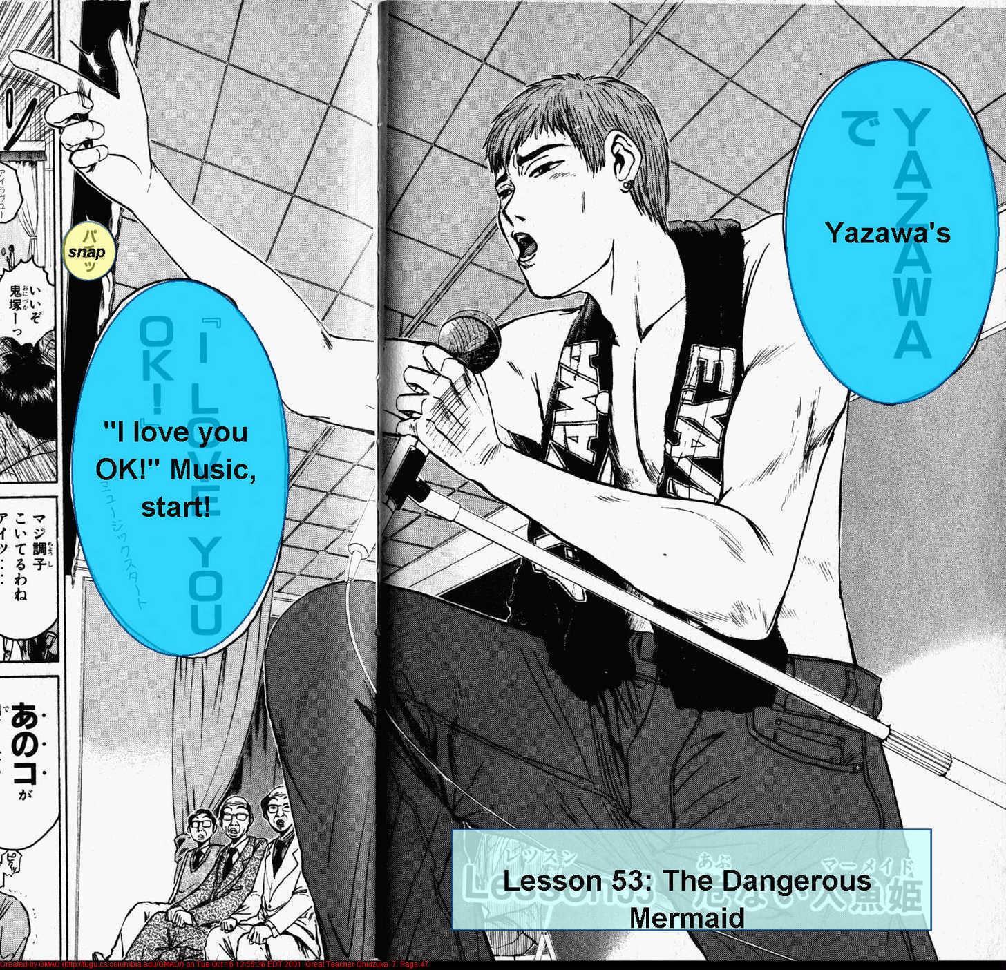 Great Teacher Onizuka 53 Page 2