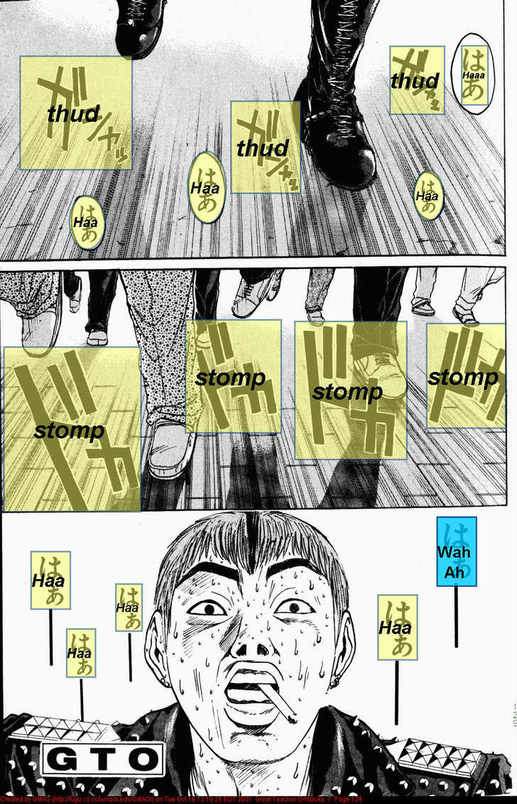 Great Teacher Onizuka 57 Page 1