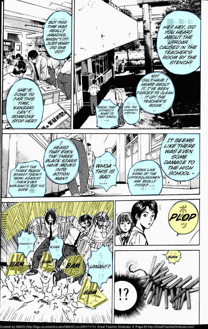 Great Teacher Onizuka 64 Page 1
