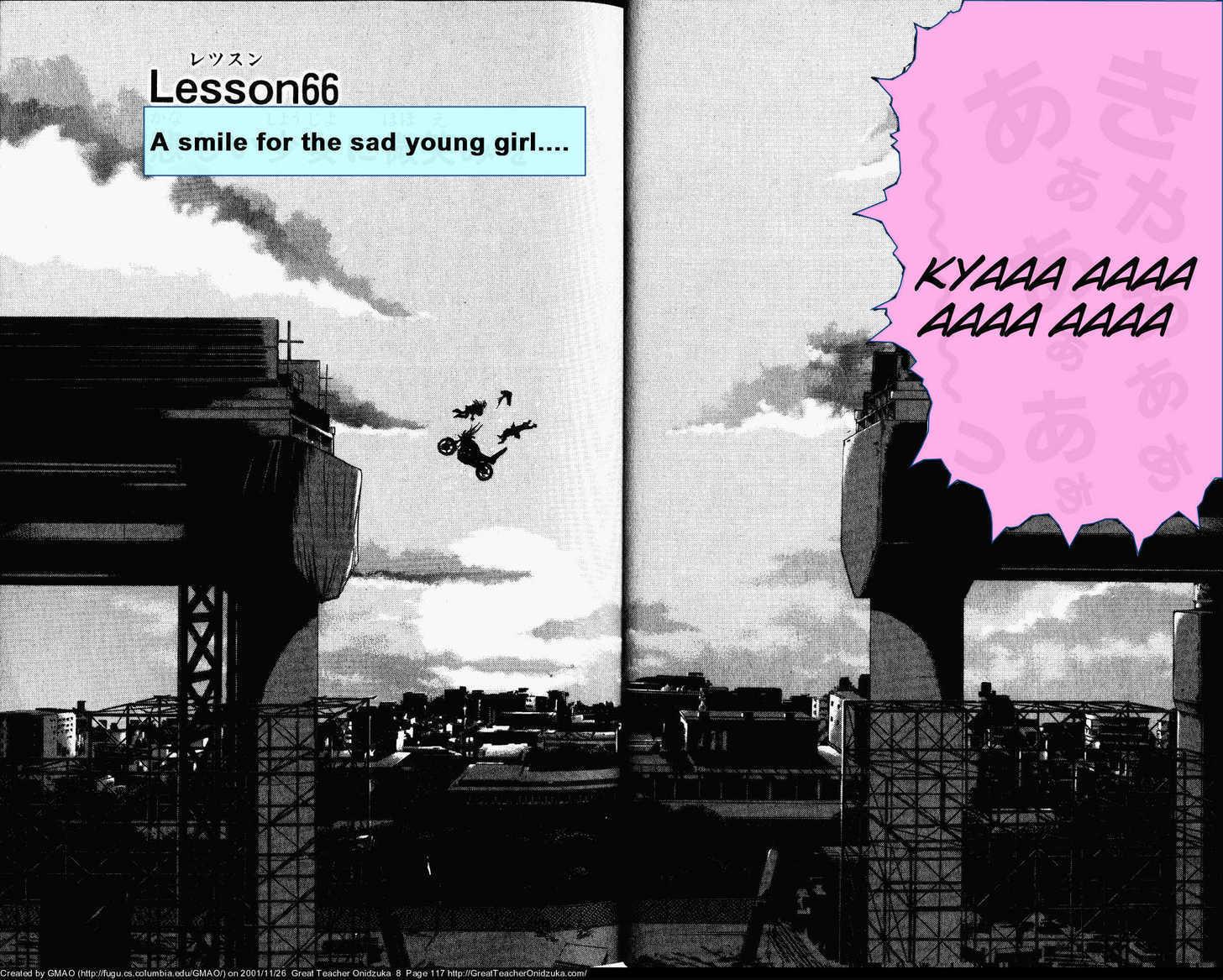 Great Teacher Onizuka 66 Page 2