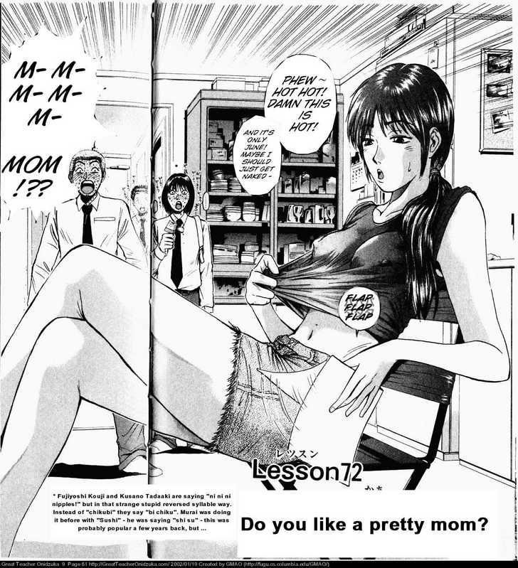 Great Teacher Onizuka 72 Page 2