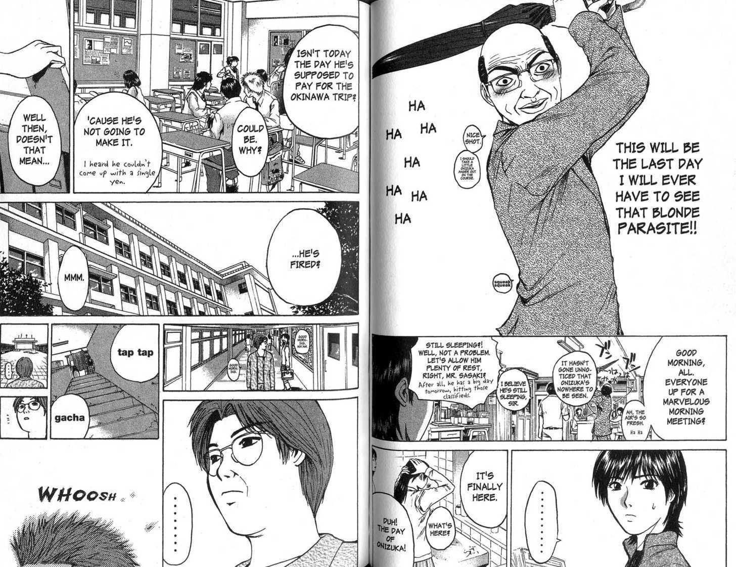 Great Teacher Onizuka 91 Page 2