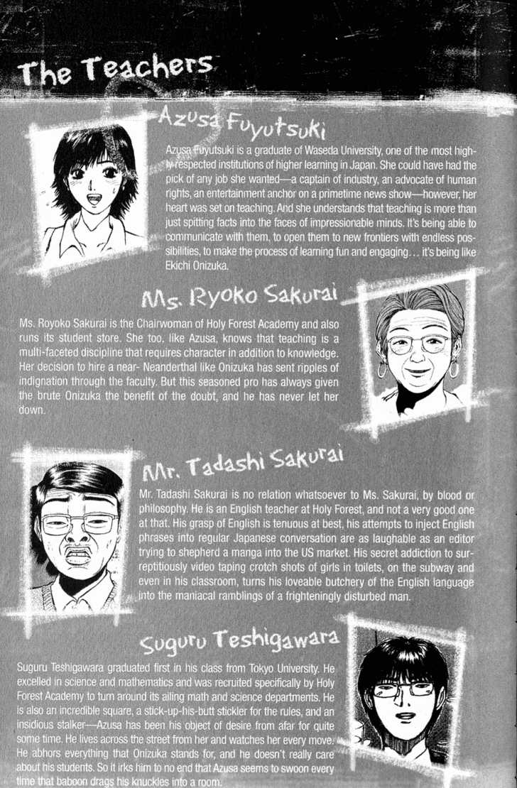 Great Teacher Onizuka 98 Page 2