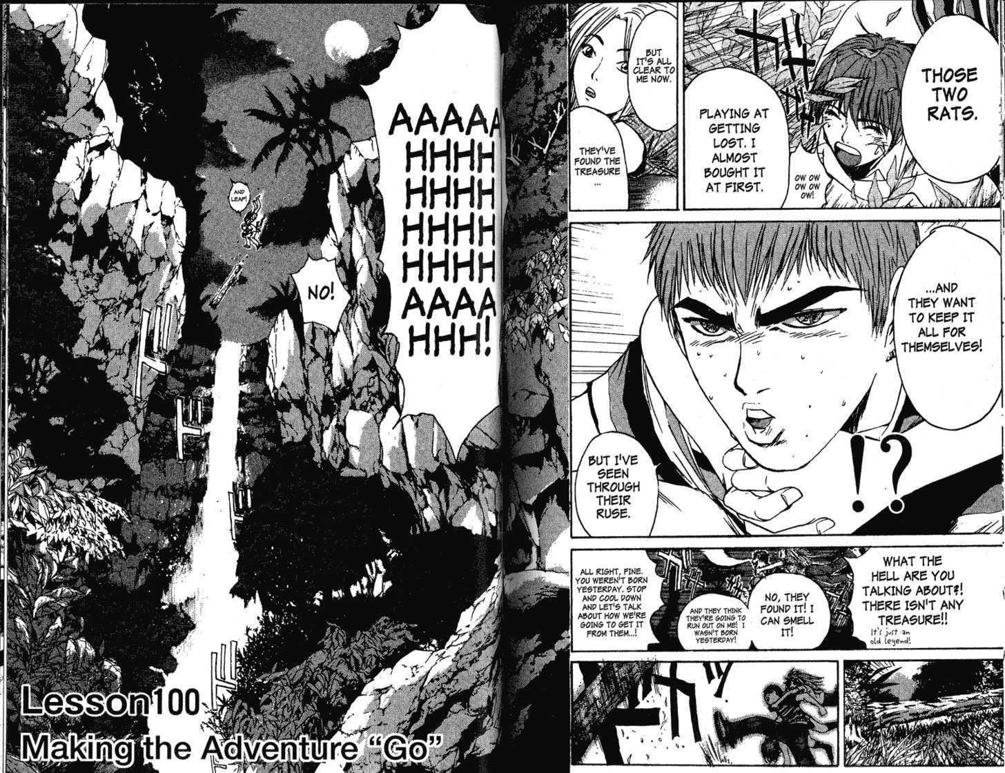 Great Teacher Onizuka 100 Page 1
