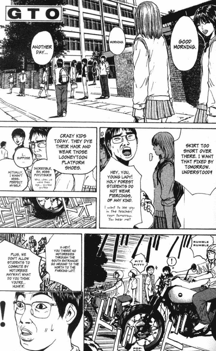 Great Teacher Onizuka 111 Page 2