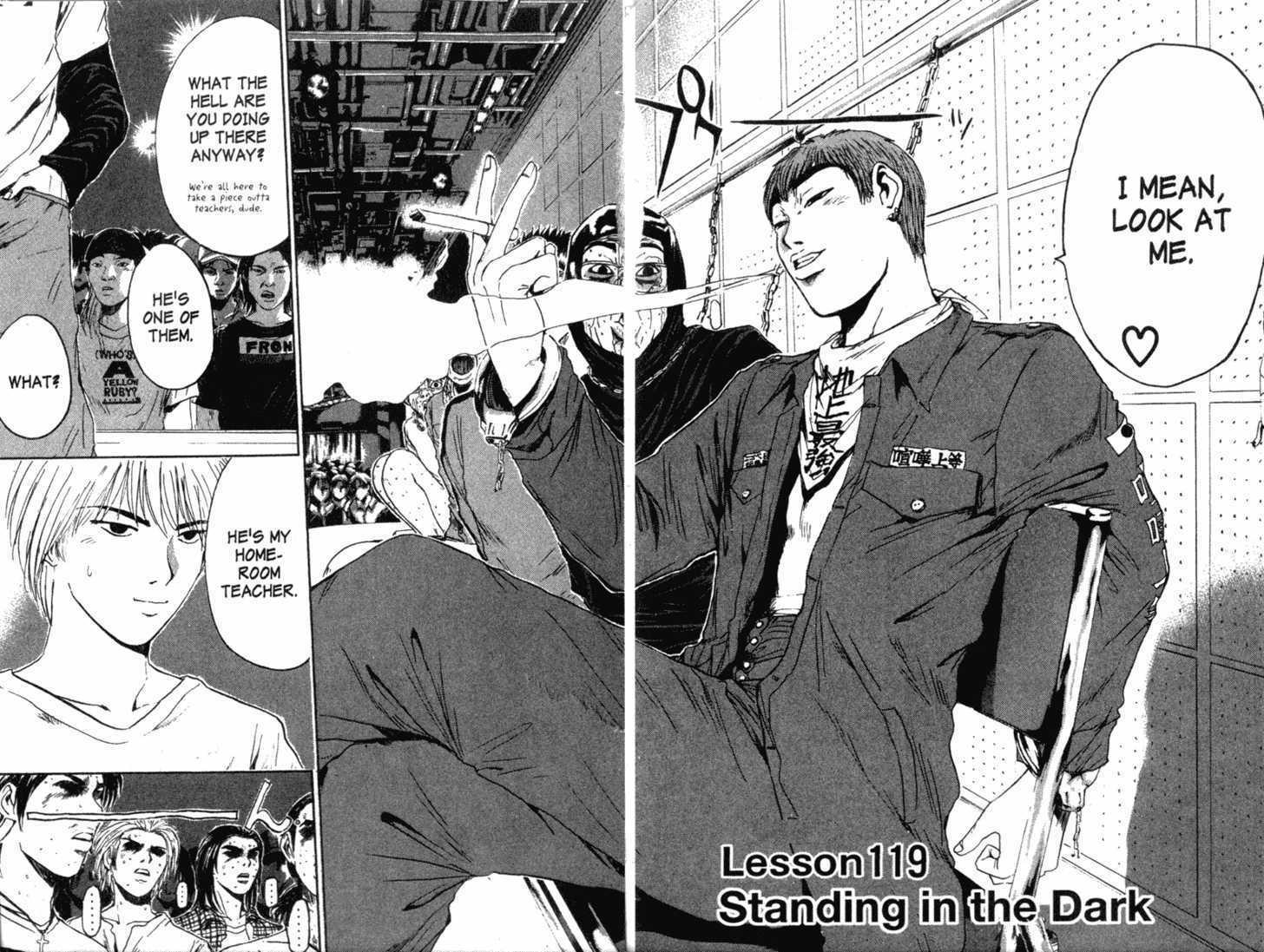 Great Teacher Onizuka 119 Page 2