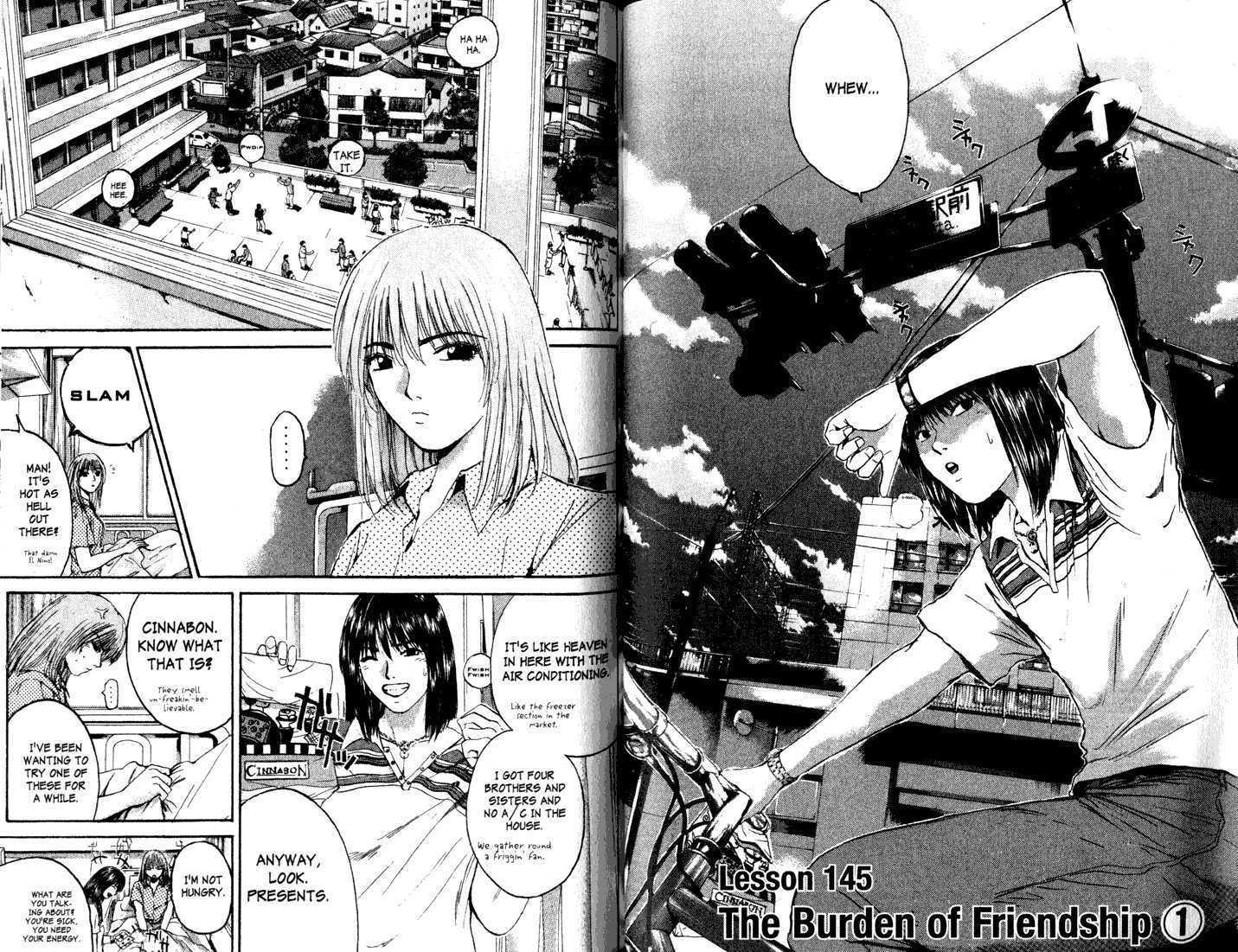 Great Teacher Onizuka 145 Page 2