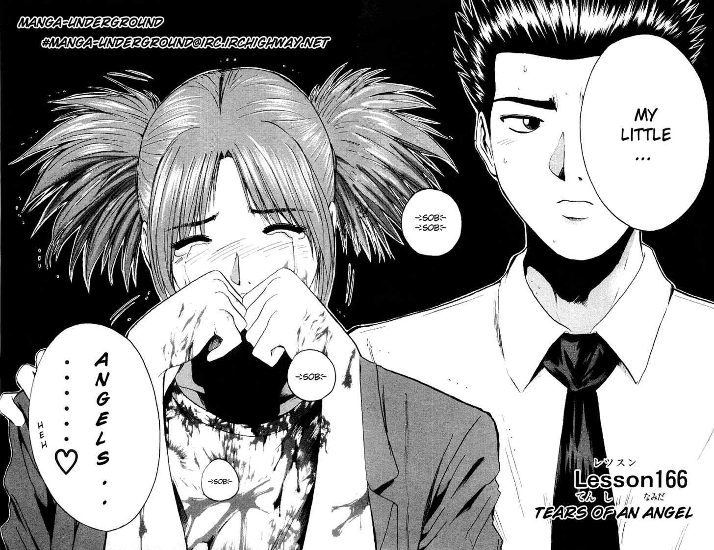 Great Teacher Onizuka 166 Page 1