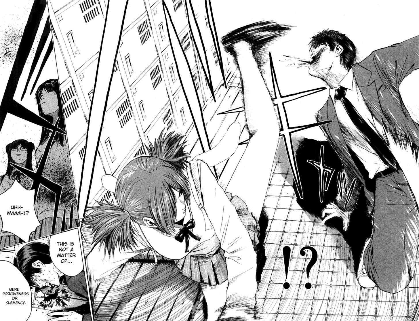 Great Teacher Onizuka 167 Page 2