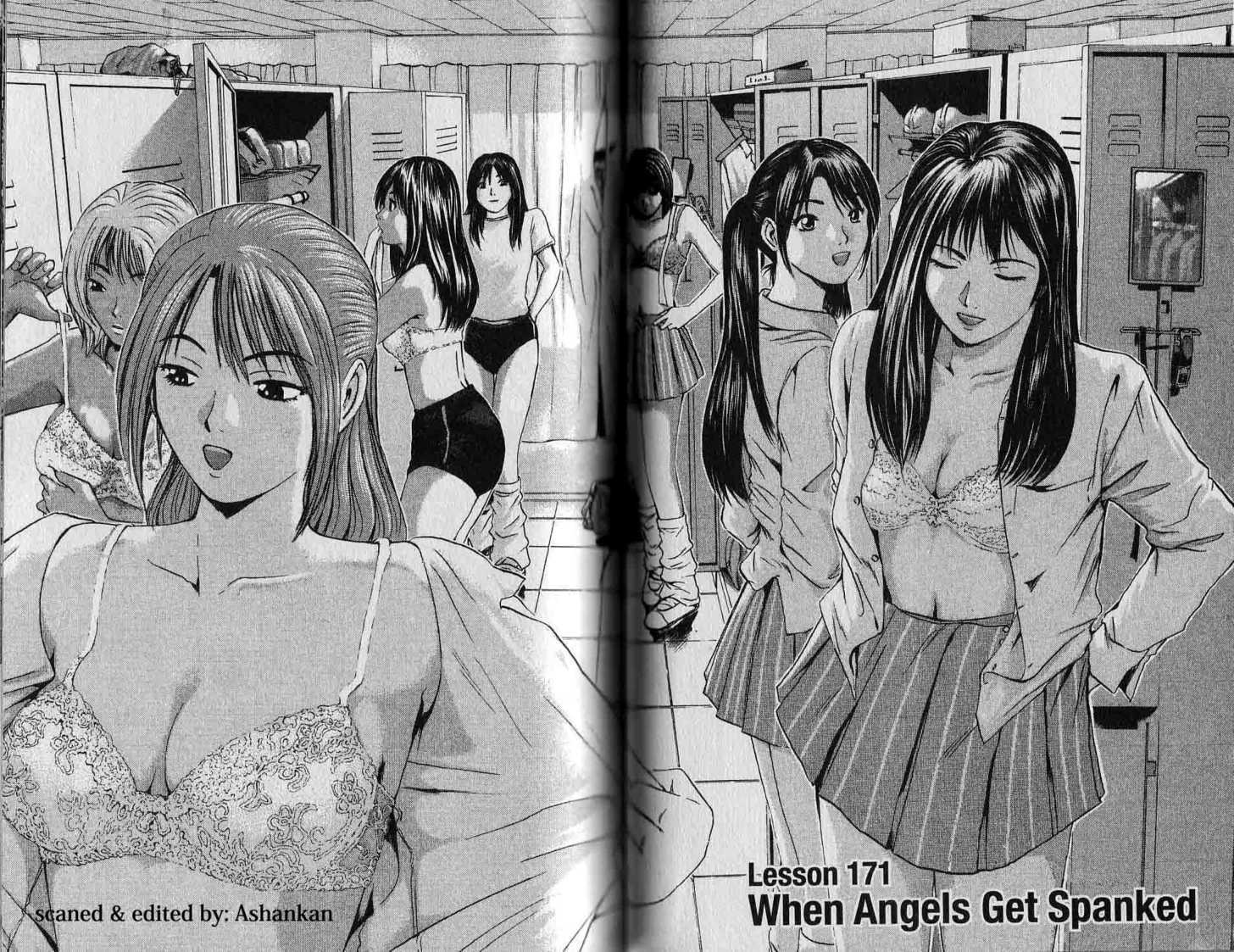 Great Teacher Onizuka 171 Page 1