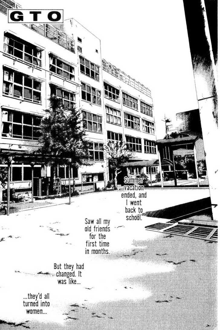 Great Teacher Onizuka 176 Page 1