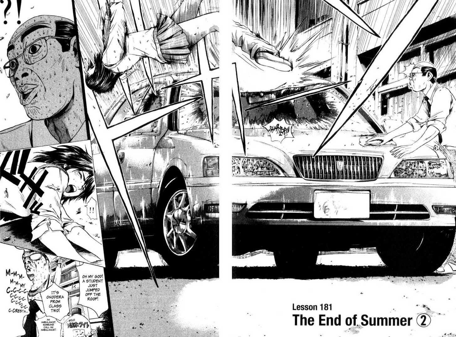 Great Teacher Onizuka 181 Page 2