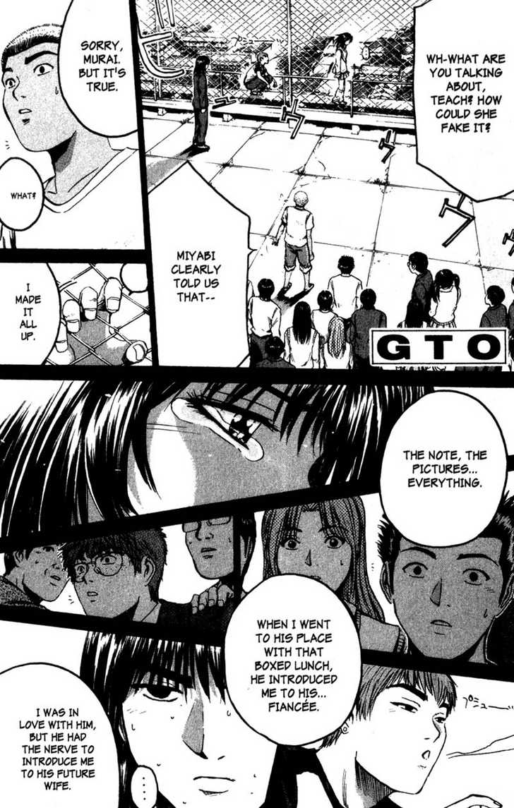 Great Teacher Onizuka 188 Page 1