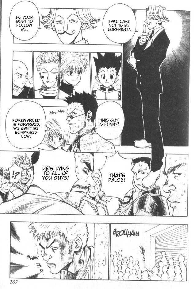 Hunter X Hunter 8 Page 4