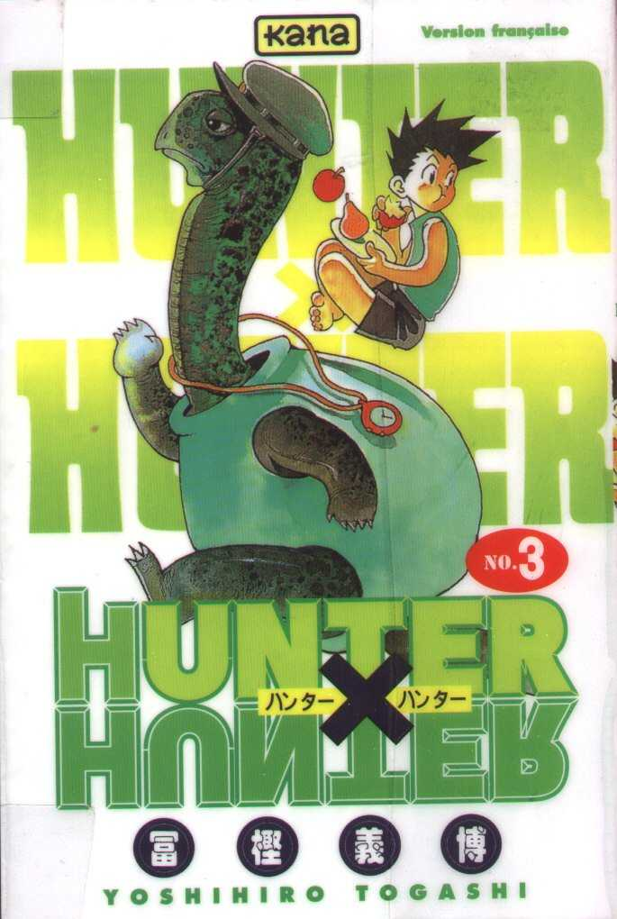 Hunter X Hunter 18 Page 1