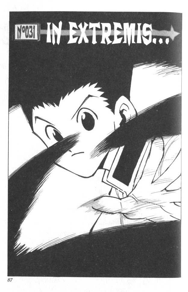 Hunter X Hunter 31 Page 2
